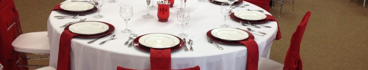 RSVP - Table Setting