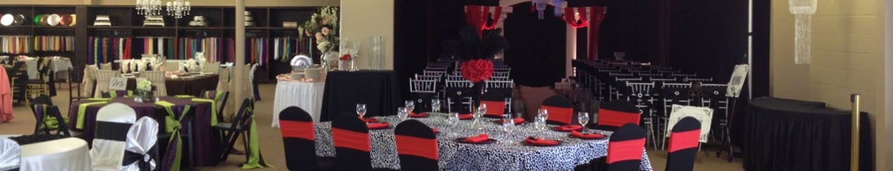 RSVP - Event Dining Setting