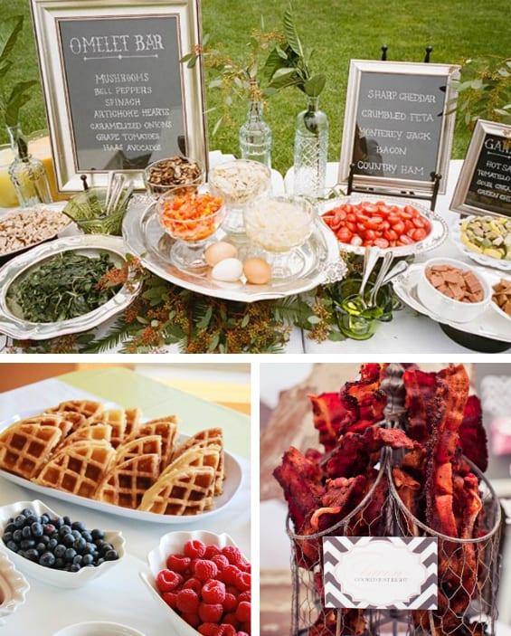 brunch-wedding-ideas-food